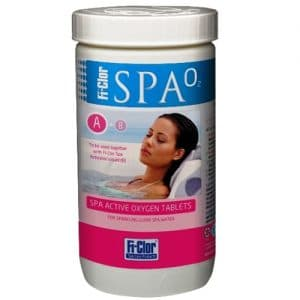 Spa Activator tablets