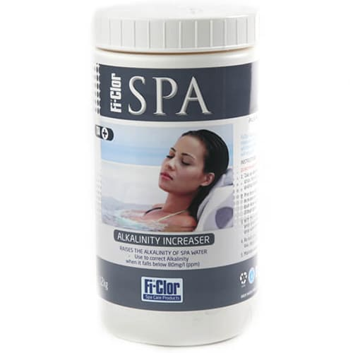 Spa Alkaline increaser